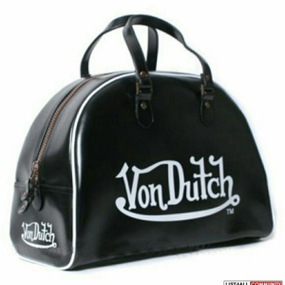 b060e43b377 ... sale Von Dutch duffle bag. M 5a5fd23872ea88d2c6a1c292